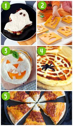 Cute and Creative Halloween Lunch Ideas