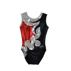 Girls Obersee Gymnastics Leotard, Girl's, Size: