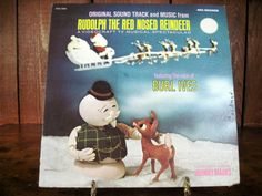 Original Sound Track Rudolph The Red Nosed Reindeer Album - Cabootle