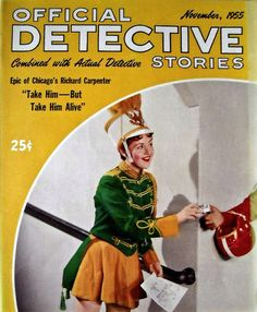Official Detective Stories - November 1955