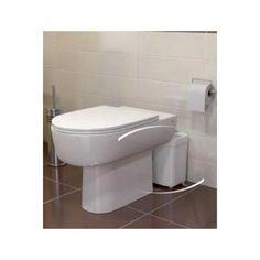 saniflo domestic saniflo sani02 downstairs toilet