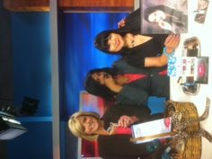 The Morning Show in Jacksonville Florida WJXT-4 and me! I showed all things teal beauty and Khan-stache like novelties. WELCOME Mr. Khan new owner of the Jaguars!