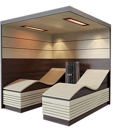 Infrarot Sauna, Steam Sauna, Sauna Room, Pool Indoor, Indoor Outdoor, Sauna Design, Design Design, Jacuzzi, Traditional Saunas