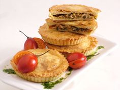 Recetas | Tarta de pollo y quesos | Utilisima.com