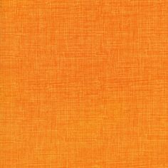 Timeless Treasures House Designer - Crosshatch Sketch - Crosshatch Sketch in Tangerine