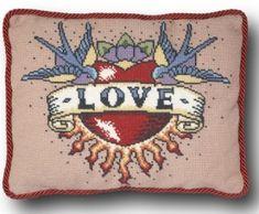 Emily Peacock tapestry kits