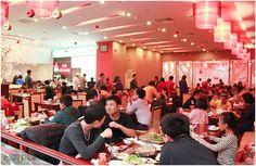 Cùng Thưởng thức tinh hoa ẩm thực tại Vincom Mega Mall Times City