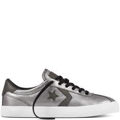 Pure Silver/White/White  #converse #fashion #moda #circulogpr