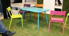 tuinstoelen en tafel van Fermob