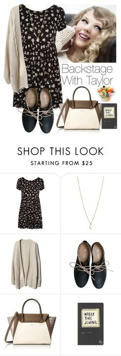 """""""Backstage with Taylor"""" by lovatic92 ❤ liked on Polyvore featuring Pull&Bear, Minor Obsessions, Miz Mooz, Vince Camuto, taylorswift, swiftie and backstage"""