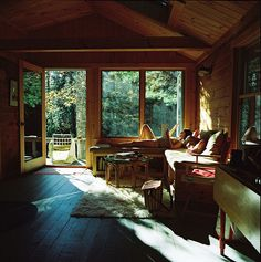 Our rustic holiday house in Onrus/Vermont... miss our original one ... very sentimental...