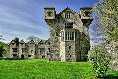 Medieval Dublin Castle- Red Hugh O'Donnell (1572 – 10 September 1602)
