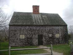 1686 Jethro Coffin House
