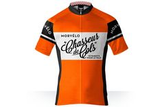 Morvelo - Chasseur de Cols (A Hunter of Mountains) Alpine Race Jersey