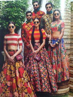 Sabyasachi - indian wear