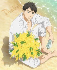 Makoto Tachibana, Makoharu, Yamazaki Sousuke, Free Makoto, Splash Free, Free Iwatobi Swim Club, Anime Reccomendations, Cute Anime Pics, Free Anime