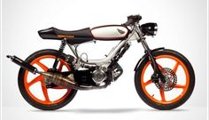 '77 Honda PA50III