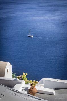 Aegean Sailing, Oia, Santorini