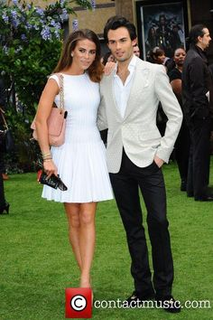 Victoria Baker-Harber and Mark-Francis Vandelli  World Premiere...