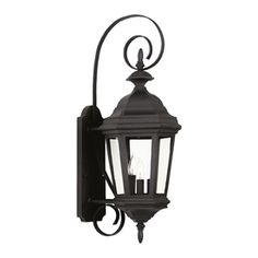 Kenroy Home Estate 26-in H Outdoor Wall Light