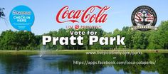 Vote Pratt Park - Prattville, AL 36066 36067 36068 Voting is over - Awaiting audit for win notification!