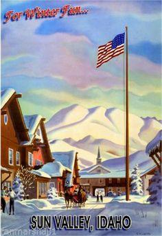 Sun-Valley-Idaho-Winter-Ski-3-United-States-America-Travel-Advertisement-Poster