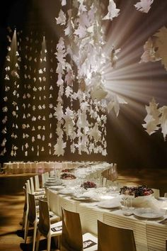 """""""When I design a party, I always begin with smell, followed by sound, sight, touch, and taste, in that order."""" -David Monn"""
