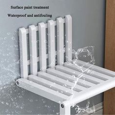 Space Saving Gadgets – good idea products shop Folding Wooden Stool, Folding Seat, Wooden Stools, Shower Chair, Low Stool, Take A Shower, Diy Cleaning Products, Space Saving, Furniture Decor