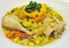 My Cocina, My Kitchen: Calabacitas con Pollo (Chicken and Squash)