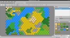 Game tile and map editor. Linux, Mac, Windows.
