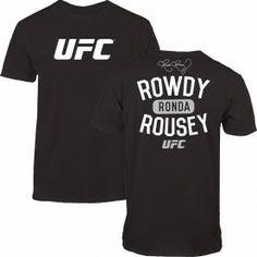 UFC 168 Ronda Rousey Walkout T-Shirt
