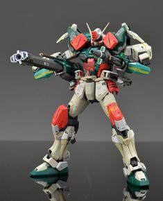 G-Work of the Day by Daniel Factory: MG 1/100 GAT-X103 Buster Gundam. [Resin Kit Remodeling] Full Photoreview & Full Size Images! | gunjap