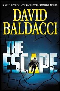 The Escape by David Baldacci   http://mirlyn-classic.lib.umich.edu:80/F/?func=direct&doc_number=000190976&local_base=U-MIU30