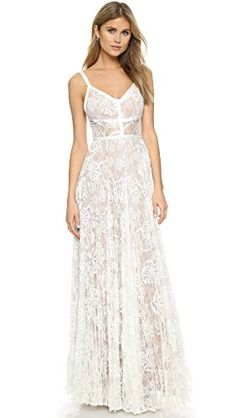 Alexis Women's Isabella Gown, White, X-Small Alexis #Fashion #WomensFashion #LadiesFashion #HauteCouture #Style #DesignerDresses #FashionWear #Silk #Lace https://www.amazon.com/dp/B01F3OONIW/ref=cm_sw_r_pi_dp_dQPxxb4RM3970