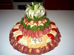 Appetizer cake