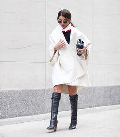 41.7 тыс. отметок «Нравится», 277 комментариев — Camila Coelho (@camilacoelho) в Instagram: «Hello Sunday - with a #nyfw throwback in @houseofherrera look and @maisonvalentino boots!💛 ------…»