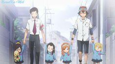 That episode was so stupid. Gekkan Shoujo, Ao No Exorcist, Anime Comics, Me Me Me Anime, Sasuke, Aesthetic Anime, Comic Art, Otaku, Princess Zelda