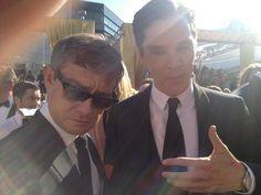 {Martin Freeman LIKE A BOSS, Benedict Cumberbatch}