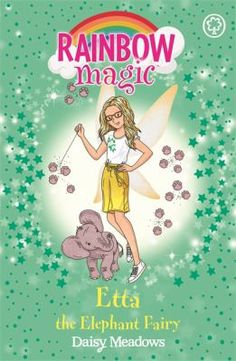 Kirsty and Rachel are going to a very special safari park. They are very excited to help the endangered animals who live there. But naughty Jack Frost wants to steal the animals for himself! Can the girls help Etta the Elephant Fairy stop him? Rainbow Magic Fairy Books, The Good Old Days, Jack Frost, Book Format, Book 1, Animal Rescue, My Books, Daisy, Elephant