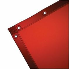See-Thru Welding Curtains - wilson 6'h x 6'w spectraorange 14 mil curtain by Wilson. $43.08. 146-3018979   This item features: -Filters 100pct of far/near U.V. radiation and blue light. -Arc image dispersed throughout the curtain. -Puts light back into the welding booth. -Use low to high amperage. -Grommets are placed 8'' apart on one width side and 16'' apart on both height sides. -Stops far/near U.V. radiation. -Excellent blue light protection. -Allows superv...