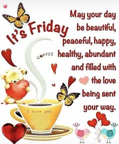 Friday Morning Quotes, Morning Prayer Quotes, Its Friday Quotes, Good Morning Quotes, Morning Blessings, Morning Prayers, Happy Friday Pictures, Friday Messages, Weekday Quotes