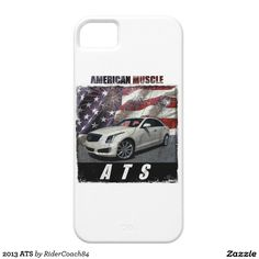 2013 ATS iPhone SE/5/5s CASE