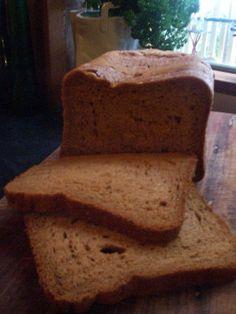 Rye Buttermilk Bread