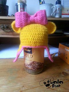 Crochet hat for niece :)