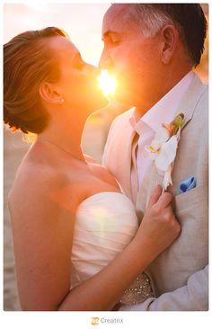 Creatrix Photography | Hawaii Wedding Photographer | #oahu #hawaii #beaches #wedding #lace #sunset #palmtrees #hugs #love #engagement #moanasurfrider