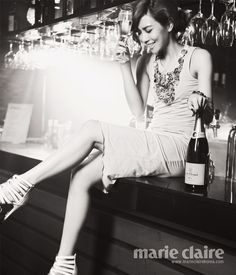 miss A for Marie Claire Fei