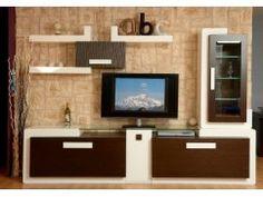 Αποτέλεσμα εικόνας για μοντερνες συνθεσεις τοιχου τηλεορασης Portfolio Website, Flat Screen, Entertaining, Furniture, Home Decor, Flat Screen Display, Decoration Home, Room Decor, Flatscreen