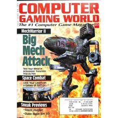 Computer Gaming World, July 1995 | $14.63