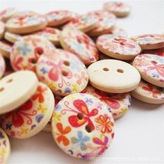 50 Per Pack Tulip Slaxry Head Pins Multicolor Patchwork Pins Flower Bird Button DIY Quilting Tool Sewing Accessories