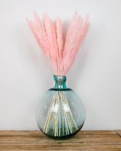 DescriptionType in 25 or 50 Stems, also available in an order of Bleach White colour. Ideal for a tabletop arrangement or accent in arrangments feet highColour: Light Pink (we have 3 shades of pink )Care: Less lik. Bohemian Wedding Flowers, Boho Wedding Decorations, How To Make Rope, Pampas Grass, Floor Decor, Plant Decor, Dried Flowers, Product Launch, Vase